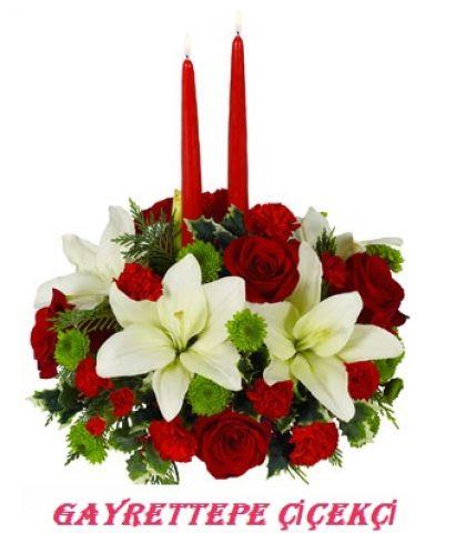 Yılbaşı Çiçeği 03